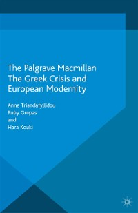 Cover The Greek Crisis and European Modernity