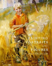 Cover Painting Portraits and Figures in Watercolor