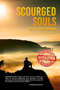 Cover Scourged Souls