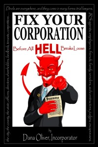 Cover FIX YOUR CORPORATION Before All HELL Breaks Loose