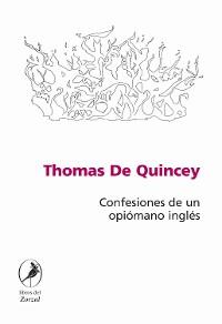 Cover Confesiones de un opiómano inglés