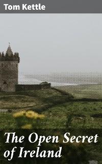 Cover The Open Secret of Ireland