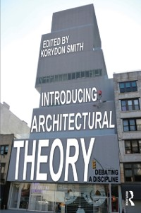 Cover Introducing Architectural Theory