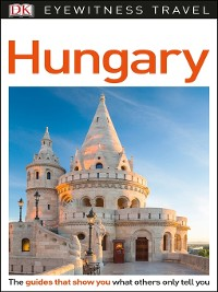 Cover DK Eyewitness Travel Guide Hungary