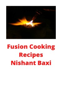 Cover Fusion Cooking Recipes