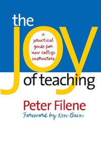 Cover The Joy of Teaching