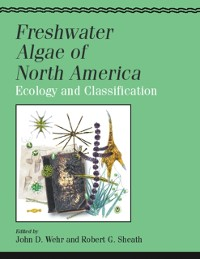 Cover Freshwater Algae of North America