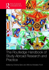 Cover Routledge Handbook of Study Abroad Research and Practice