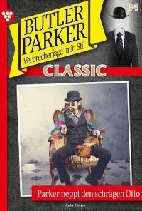 Cover Butler Parker Classic 84 – Kriminalroman