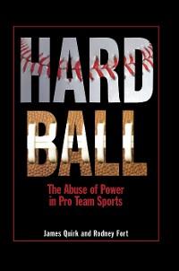 Cover Hard Ball