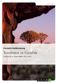 Cover Tourismus in Namibia