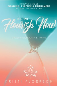 Cover It's Time Flourish Now