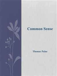 Cover Common Sense