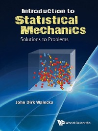Cover Introduction to Statistical Mechanics