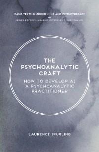 Cover Psychoanalytic Craft