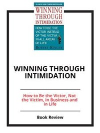 Cover Winning through Intimidation