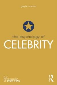 Cover Psychology of Celebrity