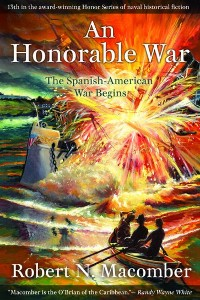 Cover An Honorable War