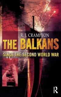 Cover Balkans Since the Second World War