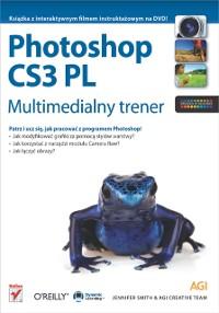 Cover Photoshop CS3 PL. Multimedialny trener