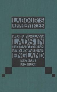 Cover Labour's Apprentices