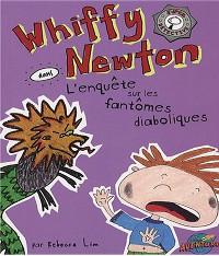 Cover Whiffy Newton dans L'enquête sur les fantômes diaboliques