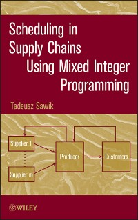 Cover Scheduling in Supply Chains Using Mixed Integer Programming