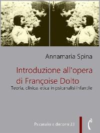 Cover Introduzione all'opera di Françoise Dolto