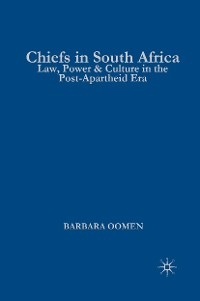 Cover Chiefs in South Africa