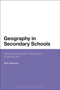 Cover Geography in Secondary Schools
