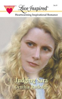 Cover Judging Sara (Mills & Boon Love Inspired)