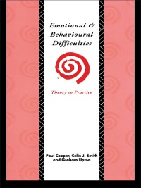 Cover Emotional and Behavioural Difficulties