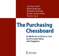 Cover The Purchasing Chessboard