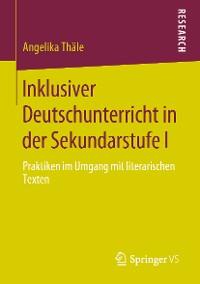 Cover Inklusiver Deutschunterricht in der Sekundarstufe I