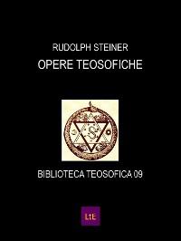 Cover Opere teosofiche