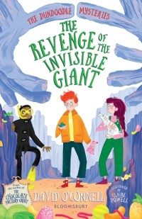 Cover Revenge of the Invisible Giant