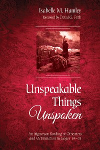 Cover Unspeakable Things Unspoken
