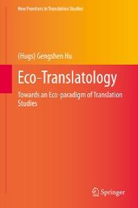 Cover Eco-Translatology