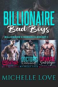 Cover Billionaire Bad Boys