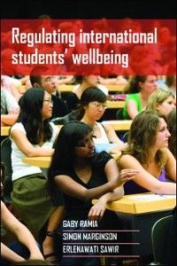 Cover Regulating International Students' Wellbeing