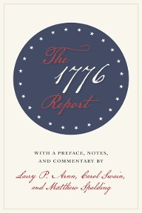 Cover The 1776 Report