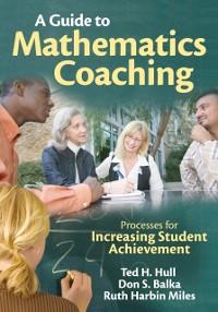 Cover Guide to Mathematics Coaching