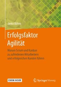 Cover Erfolgsfaktor Agilität