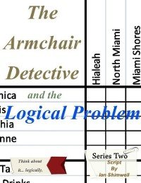 Cover Armchair Detective and the Logical Problem: The Armchair Detective