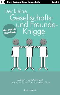Cover Der kleine Gesellschafts- und Freunde-Knigge 2100