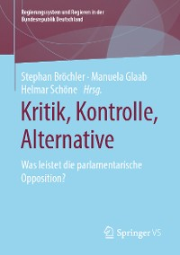 Cover Kritik, Kontrolle, Alternative