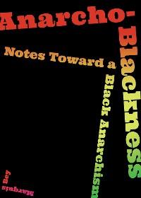 Cover Anarcho-Blackness