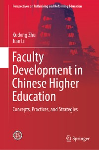Cover Faculty Development in Chinese Higher Education