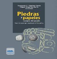 Cover Piedras y papeles, vestigios del pasado