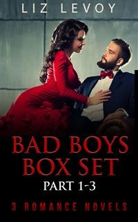 Cover Bad Boys Box Set – Part 1-3